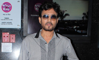 Irrfan Khan Promotes 'Hindi Medium'
