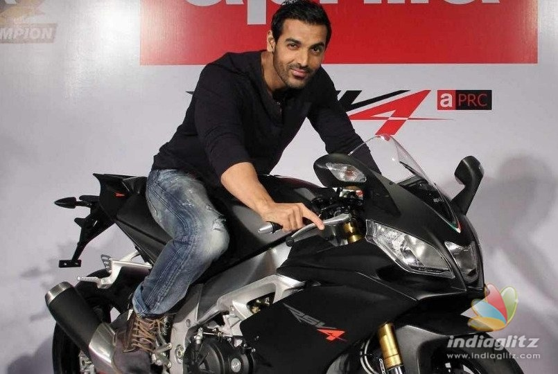 John Abraham To Kick-start His Next - A Biker Flick Soon!