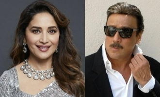 Jackie Shroff recalls working with frequent costar Madhuri