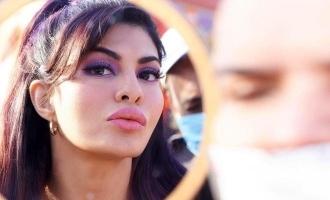 Jacqueline Fernandez shares an update on 'Bachchan Pandey'