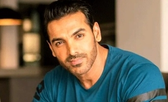 John Abraham makes two new additions to his superbike collection.
