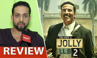Watch 'Jolly LLB 2' Review by Salil Acharya