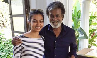 Radhika Apte impresses Rajinikanth on her first day of 'Kabali' shooting