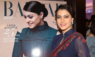 Kajol Launches The Iconic Book in Delhi