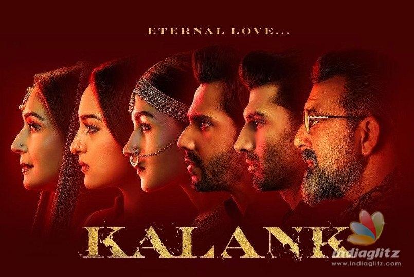 'Kalank' Teaser Promises An Epic Love Story!