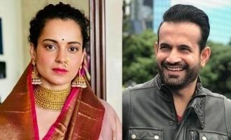 Irfan Pathan slams Kangana Ranaut