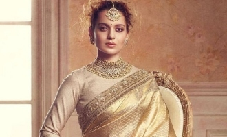 Kangana Ranaut Announces Her Next Project As A Birthday Treat Jayalalitha