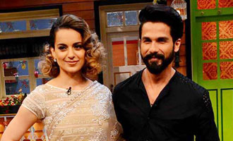 Shahid joins Kangana as Reebok India ambassador