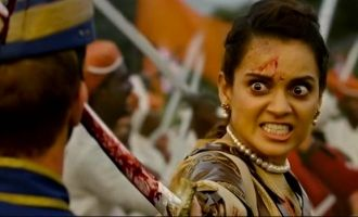 Kangana Ranauts Manikarnika The Queen of Jhansi Trailer Is Out And Its Superthrilling