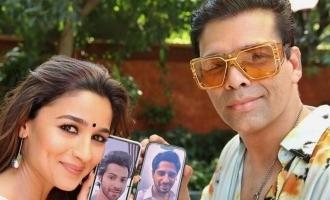 Alia Bhatt Sidharth Malhotra and Varun Dhawan SOTY
