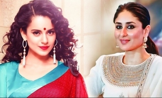 Kareena Kapoor Khan Is Excited to Watch Kangana Ranaut's Biopic!