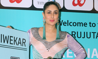 Kareena Kapoor Khan at Launch of Book Pregnancy Notes Before, During & After
