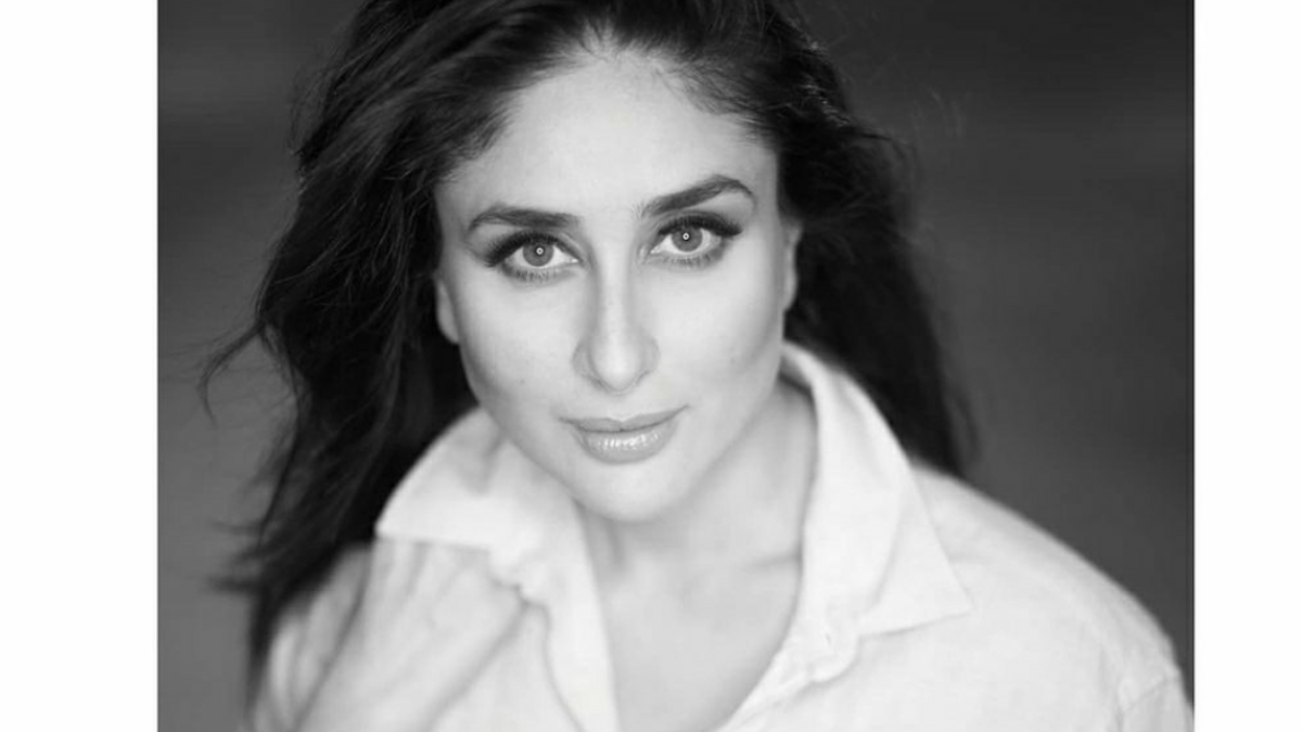 Kareena Kapoor shares a glimpse of a new beginning in her life.