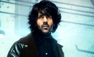 Check out Kartik Aaryan's action packed superhero avatar