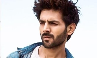 Here's an update on Kartik Aaryan's superhero flick