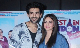 Kartik Aaryan & Kriti Kharbanda Talk On 'Guest Iin London'