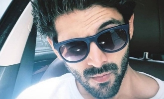 Check out Kartik Aaryan's hilarious post about Covid-19