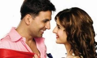 Katrina Kaif pairs with Akshay Kumar in Sooryavanshi!