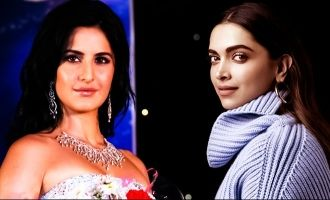 Deepika Padukone 'Makes Peace' With Katrina Kaif