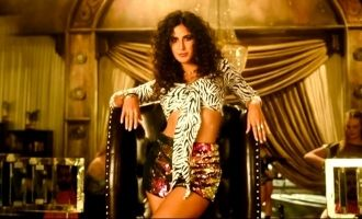 "Katrina Kaif Sizzles In This New Peppy Song ""Husn Parcham"" From 'Zero'"