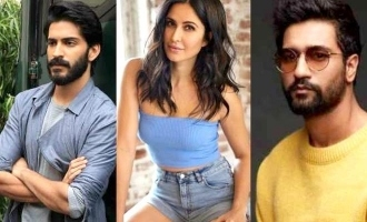 Katrina Kaif isn't happy with Harshvardhan Kapoor