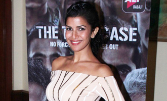 Nimrat Kaur at 'The Test Case' Media Interview