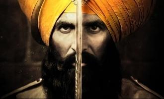 Akshay Kumar Unveils The Glimpses Of Kesari That Are Unmissable