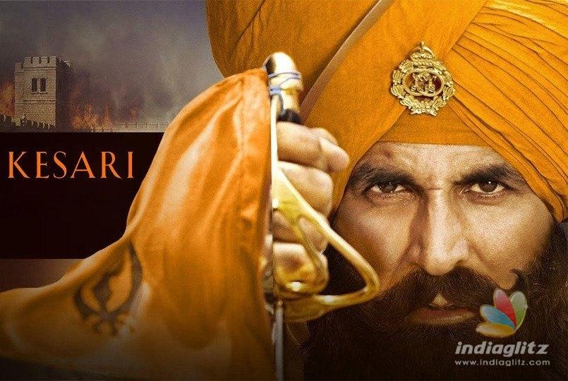 Akshay Kumar Shares A Mind-Blowing 'Kesari' Making Video!
