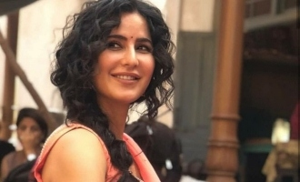 Katrina Kaif Shares A Video From The Last Day On The Sets Of 'Bharat'!