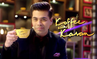 KJo teaser for 'Koffee With Karan' season 6