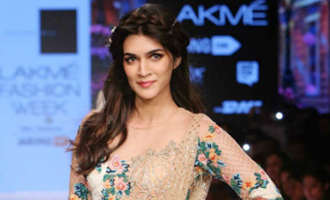 Kriti Sanon to walk for couture house Kalki at BT fashion week