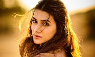 Kriti Sanon on working amidst the pandemic