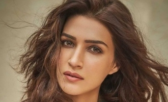 Kriti Sanon shares an interesting aspect of her career