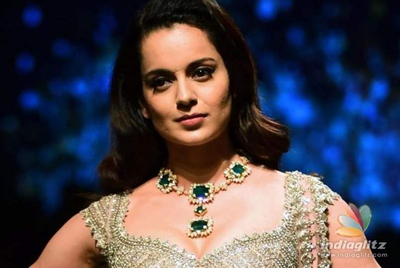 Kangana Ranaut Is Happy To Essay This Epic Role!