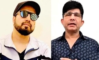 KRK reacts to Mika Singh's diss track