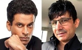 KRK lashes out on Manoj Bajpayee and Pankaj Tripathi for no reason