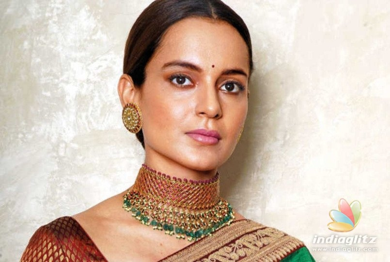Kangana Ranaut To Learn Tamil For This Reason!