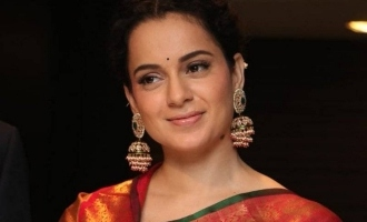 Kangana Ranaut To Learn Tamil For This Reason