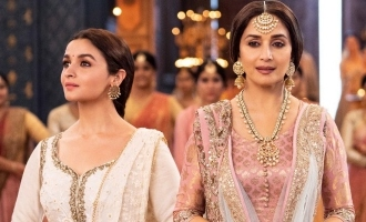 Kalank First Song Ghar More Pardesiya Is Out And Its Stunning And Graceful Alia Bhatt Varun Dhawan Madhuri Dixit
