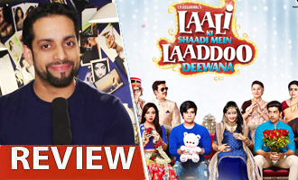 Watch 'Laali Ki Shaadi Mein Laaddoo Deewana' Review by Salil Acharya