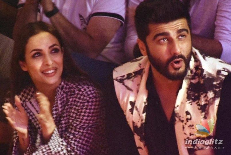 Malaika Arora - Arjun Kapoor All Set For A Church Wedding In April?