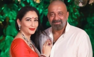 Check out Sanjay and Maanyata Dutt's adorable anniversary wishes