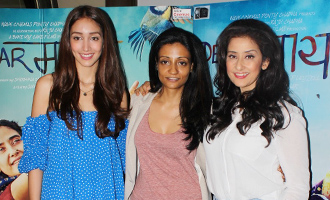 'Dear Maya' Team Interact With Media