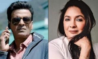 Manoj Bajpayee talks about working with Neena Gupta
