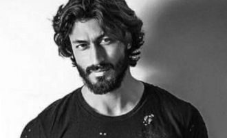 Check out the latest poster of Vidyut Jamwal's 'Sanak'