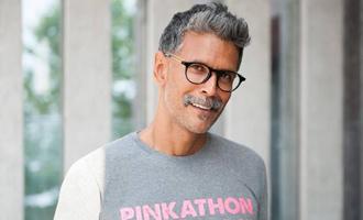 Pinkathon to take place on September 17, Milind Soman can't wait