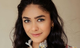 Mrunal Thakur reveals what she learned from Farhan Akhtar