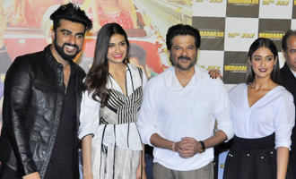 'Mubarakan' Trailer Launch