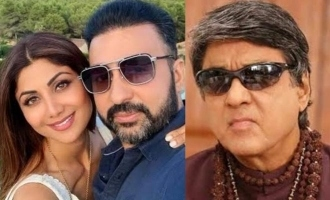 Mukesh Khanna suspects Shilpa Shetty in the porn scandal