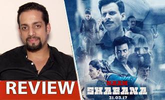 Watch 'Naam Shabana' Review by Salil Acharya